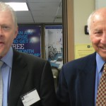 Bill Tobin and John Court