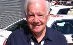 Garry Coleman Motor Racing Chaplain