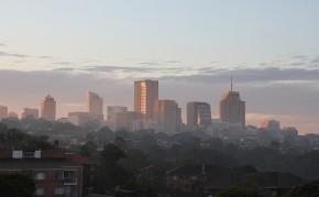 North Sydney Sunrise